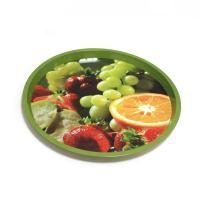 Decorative metal trays for food Manufactures