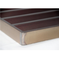 800x600x40mm 0.8mm  7Groove Waves Baguette Baking Tray Manufactures