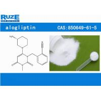 Antineoplastic Chemotherapy Drugs alogliptin CAS 850649-61-5 White Crystal Powder Assay:99% Manufactures