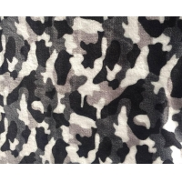 Camouflage Sherpa Fleece Fabric, Suitable for Winter Jackets Lining and Shell Manufactures