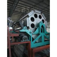China Roller Type Pulp Molding Machine Egg Tray Packing Machine on sale
