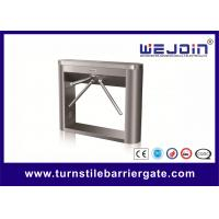 Buy cheap Supermarket Waist Height Turnstile , Tripod Turnstile Access Control System from wholesalers