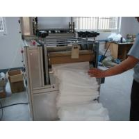 Buy cheap Medical Sleeve Making Machine Nonwoven Disposable Cover With Elastic Material from wholesalers