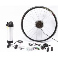 "250-1000W Electric Road Bike Conversion Kit With 20"" 26"" 700C Wheel Motor Manufactures"