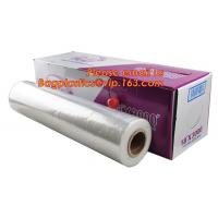 Newly design household food grade excellent quality factory price cling film Manufactures