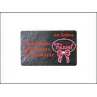 Personalized Inkjet RFID Smart Card PVC Materials E - Card System ISO9001 Manufactures
