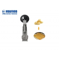 Small Multifunction Vegetable Cutting Machine Electric Potato Twister Machine Manufactures