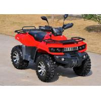 China Single Cylinder Youth Racing ATV 400cc Off Road Four Wheelers With Strong Light on sale