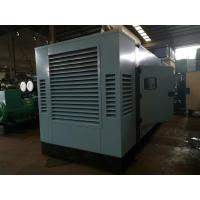 Water Cooled Silent Electric Generator , Emergency Diesel Generator With Cummins Engine Manufactures
