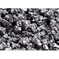 Low Sulphur Calcined Petroleum Coke , CPC Coke For Mechanical Industry Manufactures