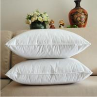 Buy cheap Polyester Fiber Pillow Insert With Microfiber Filling Material from wholesalers