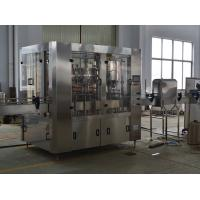 Glass Bottle Wine Filling Machine for Whisky Sparkling , Liquid Filling Machine Manufactures