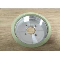 CBN HSS Tools Resin Bond Grinding Wheel , Magnetic Diamond Cut Grinding Wheel Manufactures