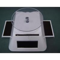 Solar Power Rotating Display Turntable (POP-SS2-C) Manufactures