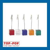 Memo Clip Sign Holder (POP-MC1) Manufactures