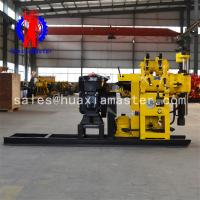 China China In Stock HZ-130Y Portable Hydraulic Rotary Core Drilling Rig Exploration Drill Machine 130 Meter on sale