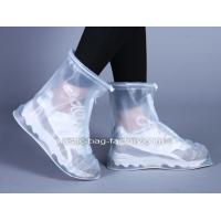 Non-skid Waterproof Shoes Cover Reusable Rain Snow Boots for Cycling, Outdoor, Camping, Fishing Manufactures