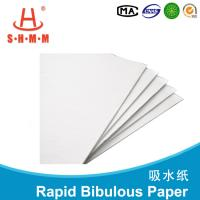 100% Natural Plant Fiber Moisture Absorbent Paper For Food Oil / Water Manufactures