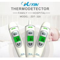 Infrared thermometer non-contact measurement temperature gun one second temperature measurement for foreign wholesale Manufactures