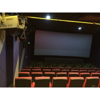 50-180 People Shocked Theater with Brand Sound Vision Feast System Manufactures