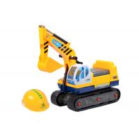 30.3  Sliding Kids Ride On Toys Excavator With Highly Simulation Track