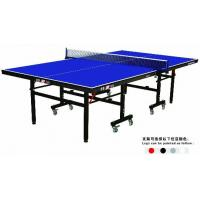 Top Quality Sport Equipment Single Folding Indoor MDF Table Tennis Tables For Sale Manufactures