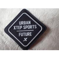 Custom 3d Logo High Frequency Patch for Garment , shoes, bag Manufactures
