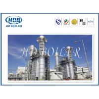 Excellent Testing System HRSG Heat Recovery Steam Generator For Industry Usage Manufactures