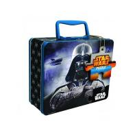 Disney Star Wars Puzzle Tin with Handle Manufactures