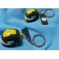 100% Silicone Key Chain Personalized Promotional Gifts Fashionable Manufactures