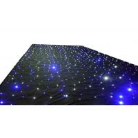 Buy cheap Wedding LED Curtain Lights Warm White Color Temperature For Stage Backdrops from wholesalers