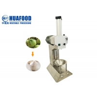 Peeling Coconut Machine Fruit And Vegetable Processing Line Husk Removing Manufactures