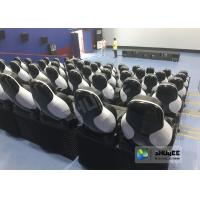 80 Movies 5D Simulator For Center Park With Black & Luxury 5D Motion Seat Manufactures