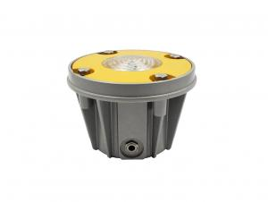 long service life strong shock resistance airport LED taxiway blue signal lights for helideck Manufactures