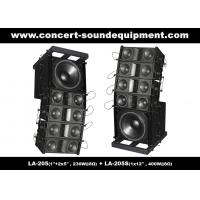 """Buy cheap Dual 5"""" 8ohm 230W Mini Line Array Speaker For Fixed Installation In Conference, from wholesalers"""
