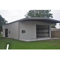 Buy cheap Small Warehouse Steel Structure With Anti - Rust Painting And Sandwich Or Single from wholesalers