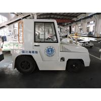 4130 Kilogram Airport Baggage Tractor , Aviation Ground Support Equipment Manufactures