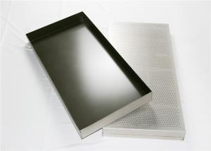 Aluminum Steel PTFE 600x400x30mm Non Stick Baking Sheet Manufactures