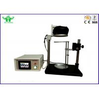 Buy cheap ECE R118 Annex 7, NF P92-505 Thermal Radiant Melt Drop Testing Machine from wholesalers