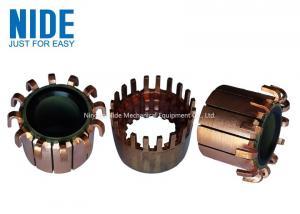 12 Segmented Automobile Wiper Dc Commutator 0.1mm Tolerance Manufactures