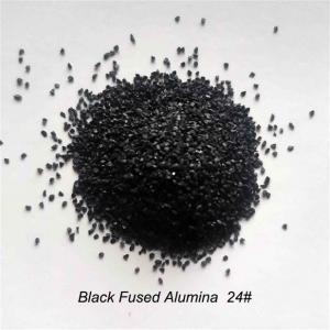 Polishing Fused F16# F24# Aluminum Oxide Abrasive Powder Manufactures