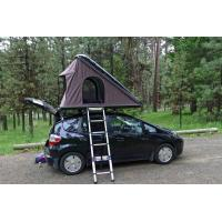 Quality Off Road Adventure Camping ABS Hard Shell Roof Top Tent for sale