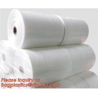 25MicTransparent PVC Shrink Film For Printing And Packaging,pof shrink plastic packing film for packaging bagease packag Manufactures