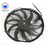 Buy cheap Bus Low Noise Centrifugal Fan , 12V/24V DC Brush Ultra Thin Electric Radiator from wholesalers