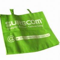 Buy cheap Nonwoven Bag, Eco-friendly, Suitable for Shopping and Packing Purposes from wholesalers