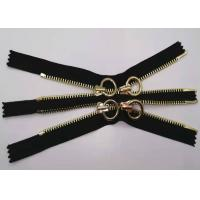 Double Open X Metal Zippers For Handbags And Grament Size 3# 8# Manufactures
