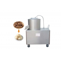 Buy cheap Industrial Potato Peeling And Cutting Machine/Potato-Washing-And-Peeling-Machine from wholesalers