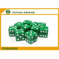 Buy cheap Oversize Custom 6 Sided Dice Sets Square Corner D&D Dice Sets from wholesalers