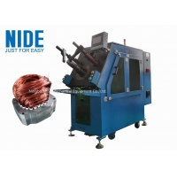 Automatic Electric Motor Stator Coil Inserting Machine For Automotive Manufactures