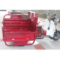 12V 9AH Water Battery Gas Powered Tricycle 125CC Engine For Handicapped 10L Fuel Tank Manufactures